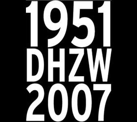 Foto 1951 DHZW 2007