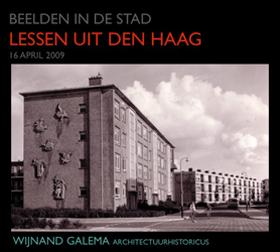 Foto Lezing 'Lessen uit Den Haag'